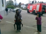 Prikaz gasilske opreme pionirjem Lokrovec 2012